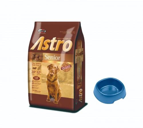 Astro Senior 15k + Plato de Regalo