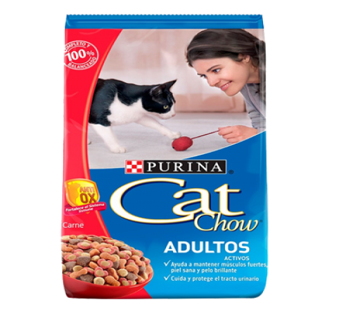 Cat Chow Adulto 8k Carne