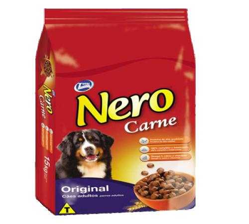 Nero Adulto carne  20k  + contenedor de regalo