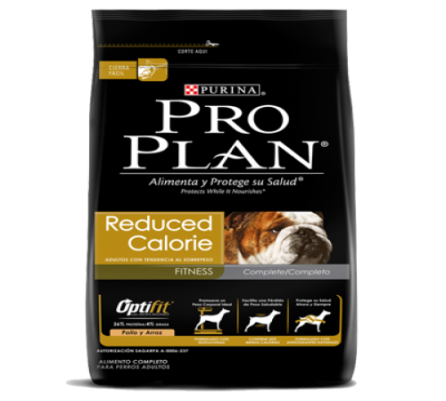 Pro Plan Reduced Calorie Complete 15k + Snacks De Regalo