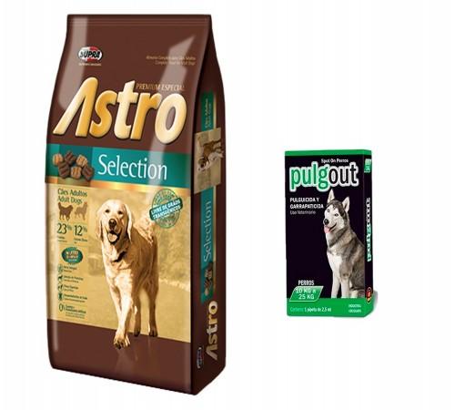 Astro Selection 15+2k + Pulgout de Regalo