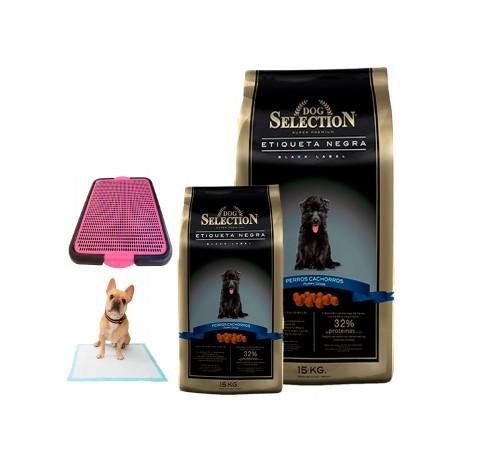 Dog  Selection 15k + 2k + Baño de Entrenamiento Cachorro de Regalo