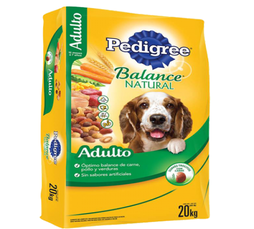 Pedigree Adulto Vegetales 21k +Snacks De Regalo