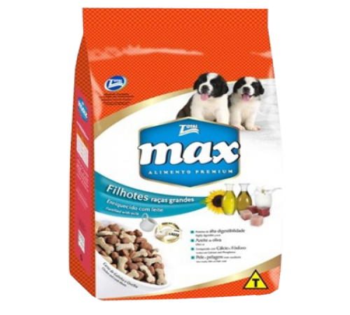 Max Cachorro Raza Grande 20k + Snacks De Regalo