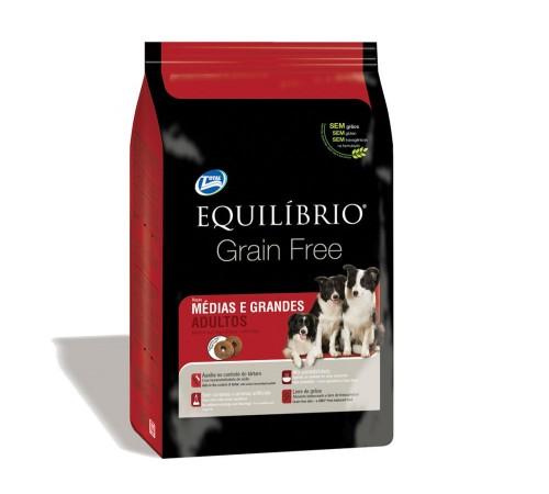 Equilibrio Grain Free 12 K