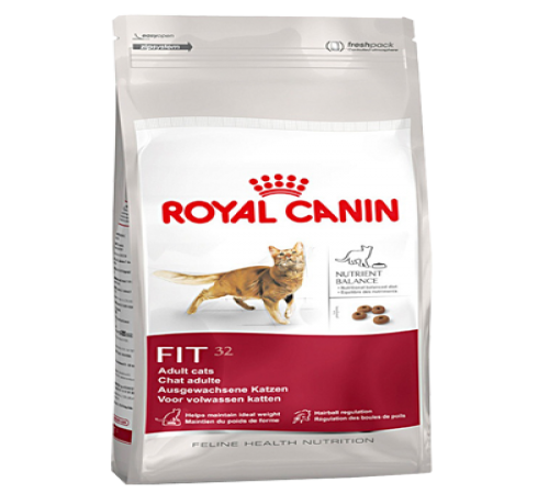 Royal Canin Fit 32 2k + Collar de Regalo