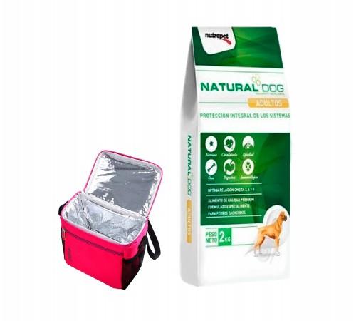 Natural Dog  22k + Lonchera de Regalo