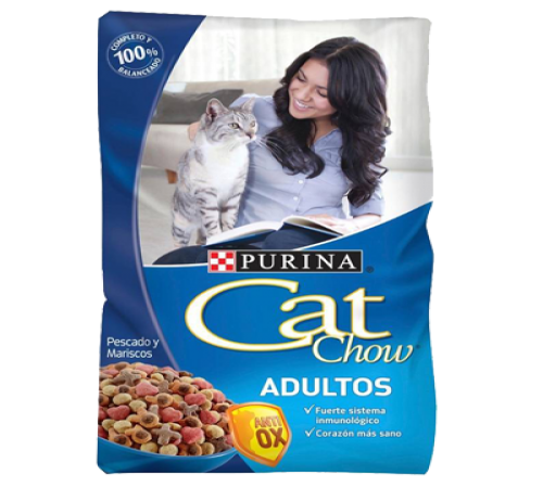 Cat Chow Adulto 15k  Carne