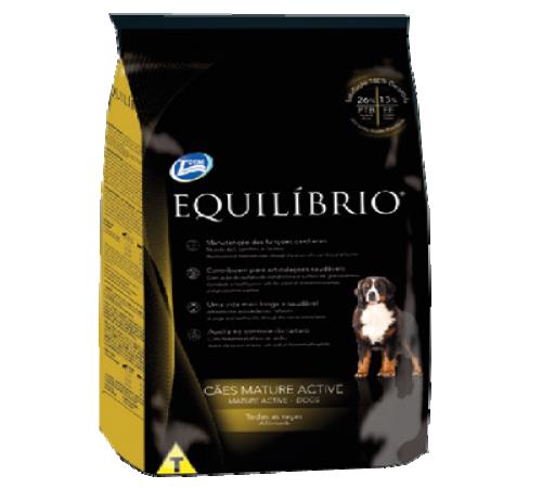 Equilibrio Mature Active 15k + Snacks De Regalo