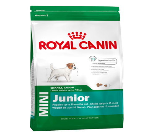 Royal Canin Mini Junior 3kg + Snacks De Regalo