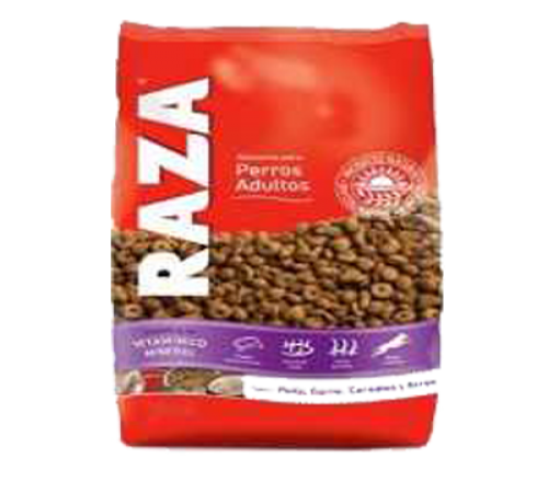Raza Adulto 20k + Snacks De Regalo