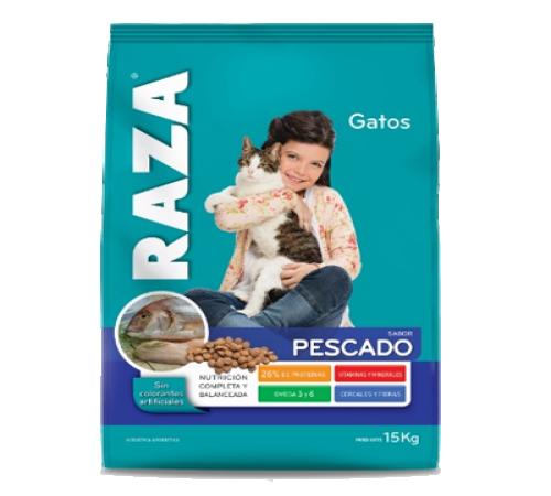 Raza Gato 15k + COLLAR DE REGALO