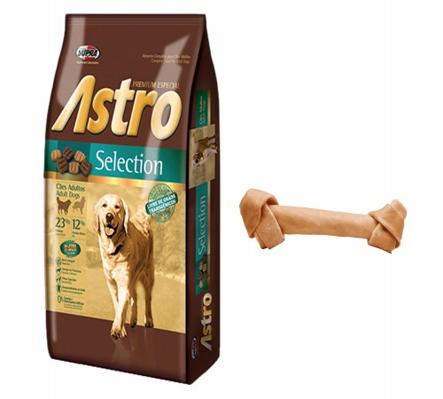 Astro Selection 15+2k + Lonchera + Huesto de Regalo