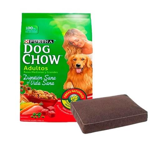 Dog Chow Adulto 8k + Colchoneta de Regalo