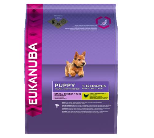Eukanuba Cachorro Razas Pequeñas