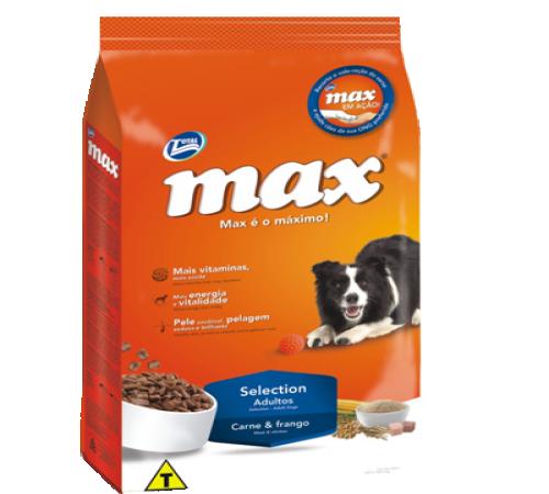Max Selection 20k + Snacks y pelota de regalo