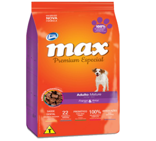 Max Mature 15k + Snacks y pelota de regalo