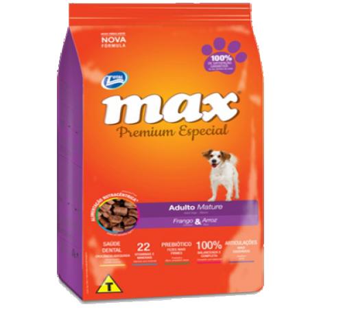 Max Mature 15k + Snacks De Regalo