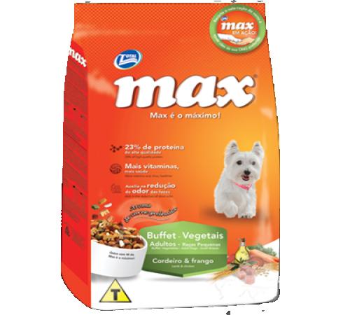 Max Light 15k + Snacks y pelota de regalo