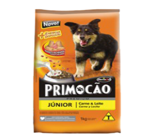 Primocao Junior 20k +Snacks De Regalo