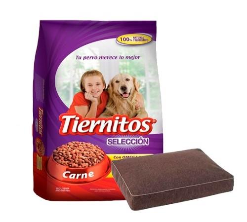 Tiernitos Carne 15k + Colchoneta de Regalo