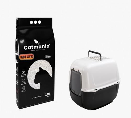 Catmania 8,5k + Transportadora de Regalo