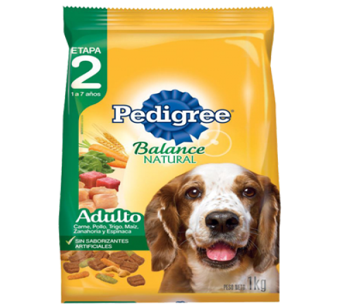 Pedigree Adullto Vegetales 9k + Snacks De Regalo