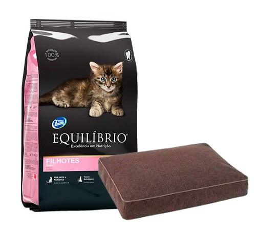 Equilibrio Gato Cachorro 1,5k + Colchoneta de regalo