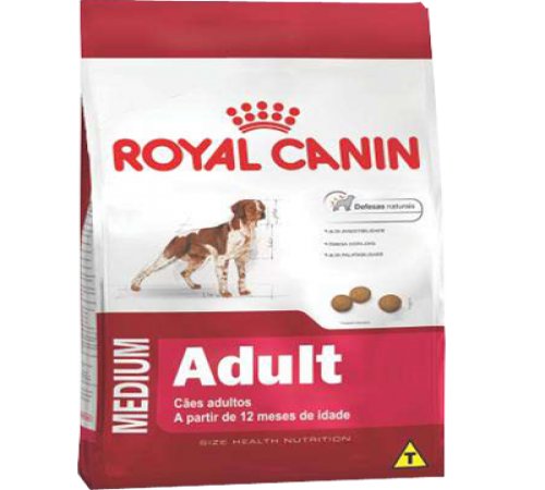 Royal Canin Medium Adulto 3k + Snacks De Regalo