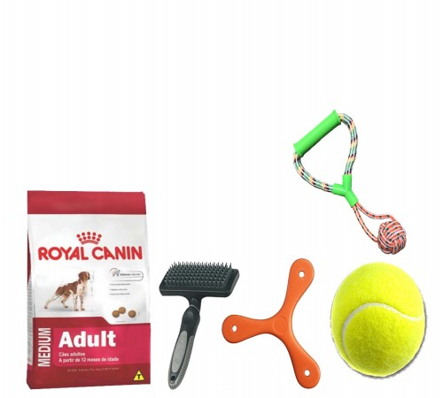 Royal Canin Medium Adulto 15k