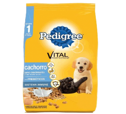 Pedigree Cachorro 21k +Snacks De Regalo