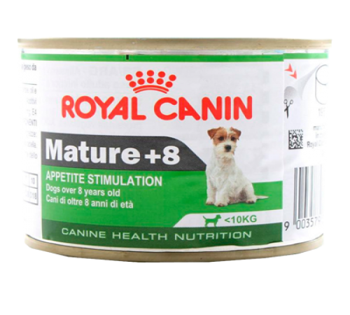 Royal Canin Mini Adulto +8 3k + Snacks De Regalo