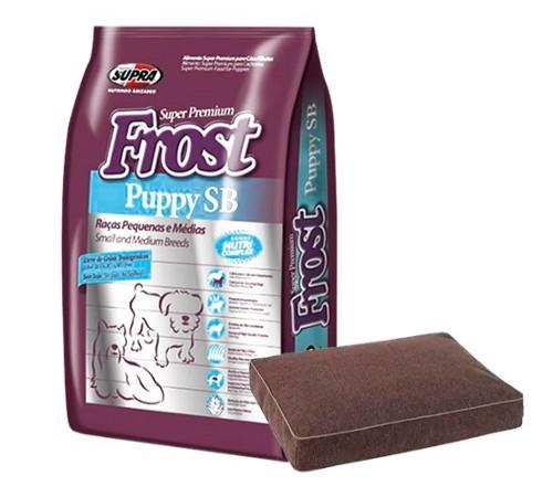 Frost Cachorro Raza Pequeña 7.5k + Colchoneta de Regalo