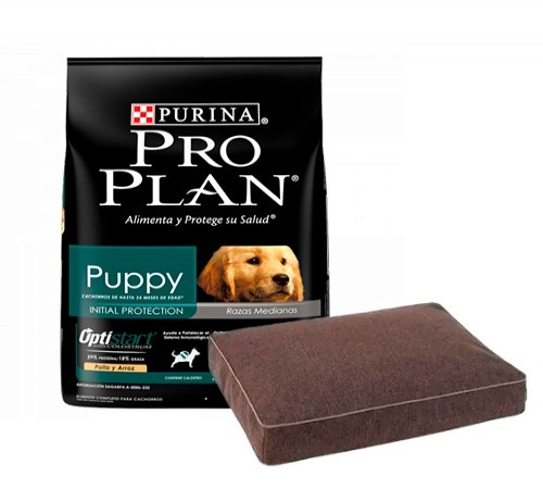 Pro Plan Puppy Complete 15k + Colchoneta de regalo