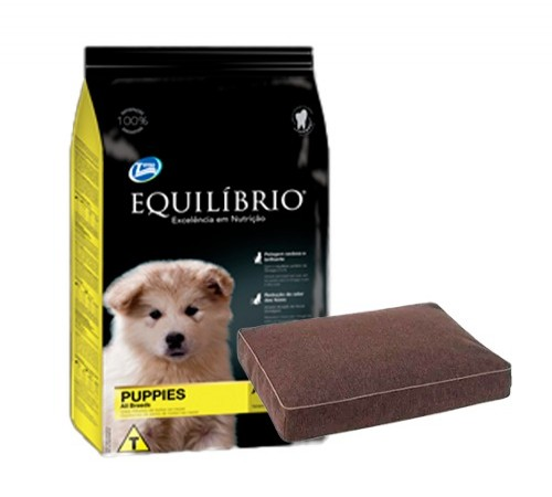 Equilibrio Cachorro 15k+3k + Colchoneta de regalo