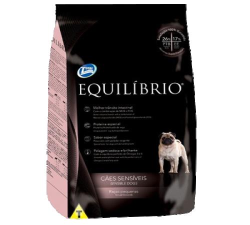 Equilibrio Caes Sensibles 15k + Snacks De Regalo