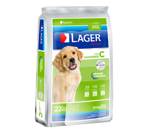 Lager Cachorro 22k + Snacks De Regalo