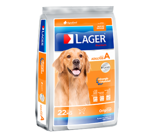 Lager Adulto 22k + Snacks De Regalo