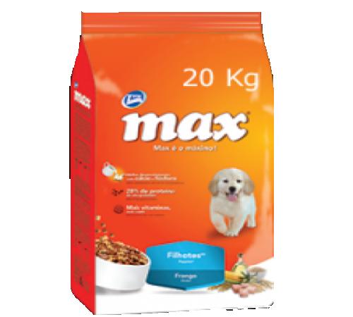 Max Cachorro 20k + Snacks De Regalo